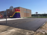 <h5>Basketball Court</h5><p>Plymouth Scholars Middle School: Plymouth MI</p>