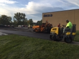 <h5>Parking Lot</h5><p>Orchid Macdee inc., Chelsea MI . Huge parking lot that was ground down to the base through pulverization process then repaved in two courses</p>